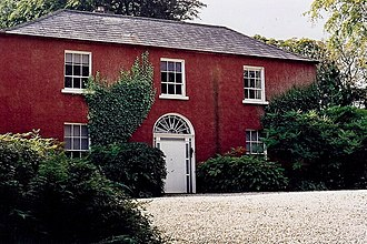 Derek Hill (painter) - Hill's home at Churchill