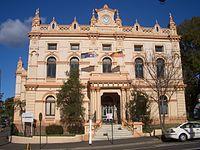 Glebe Town Hall.JPG