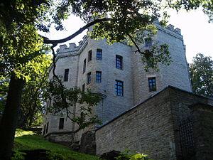 Glehn Castle - Image: Glehni loss 01