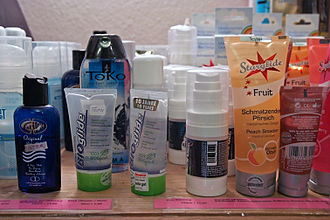 Personal lubricant - Various personal lubricants