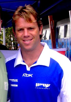 Glenn Archer - Archer in 2006