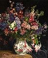 Gloag, Isobel Lilian; A Bunch of Flowers.jpg
