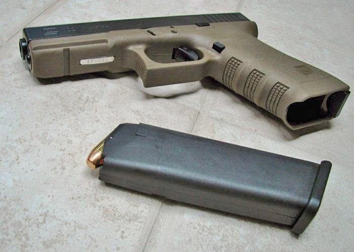 Glock22inOliveDrab