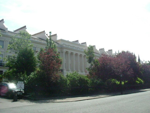 Gloucester Gate, NW1 - geograph.org.uk - 864203