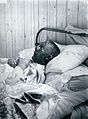 Gloucester smallpox epidemic, 1896; Ephraim Beard Wellcome V0031458.jpg