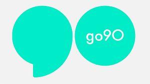 Go90 - Image: Go 90 logo