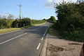 Goadby Road, looking towards Waltham on the Wolds - geograph.org.uk - 1002401.jpg