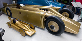 Golden Arrow right National Motor Museum, Beaulieu.jpg