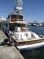Golden Osprey sportfisherman in Barcelona Harbour (2924670319).jpg
