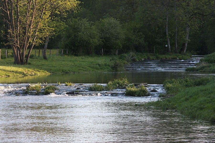 Goncourt sur Meuse    ( Maas ) N74