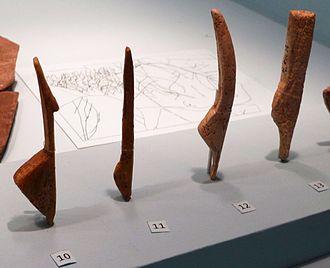Venus figurines of Gönnersdorf - Image: Gonnersdorfp 1100214