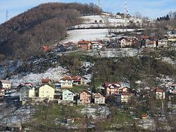 Gornji Srebrenik - Bourg.JPG