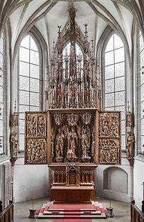 Kefermarkt Altarpiece