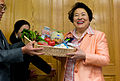 Governor Domoto showing Chiba foods.jpg