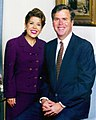 Governor Jeb Bush and his wife, Columba.jpg
