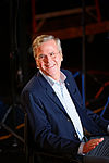 Governor of Florida Jeb Bush, Announcement Tour and Town Hall, Adams Opera House, Derry, New Hampshire by Michael Vadon 14.jpg