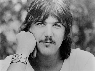 Country rock - Gram Parsons in 1972