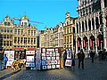 Grand Place, Brussels. Belgium. - panoramio - Pastor Sam (6).jpg