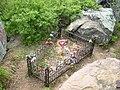 Grave of Petit Jean.JPG