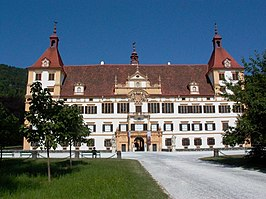 Eggenberg Palace, Graz