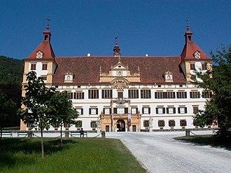 Graz - Schloss Eggenberg