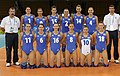Greek women's indoor volleyball team in bikini uniform.jpg