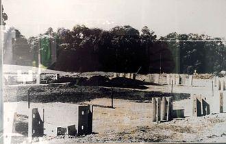 Heathmont Bowls Club - Heathmont Bowls Club Green No 1 Construction