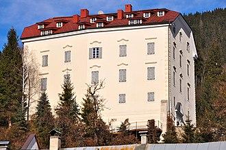 Greifenburg - Greifenburg Castle