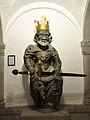 Grossmünster - Innenansicht - Krypta - Charlemagne 2010-08-30 16-36-18.jpg