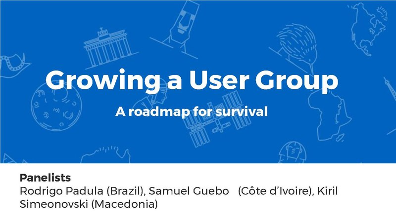 File:Growing a User Group, a roadmap for survival Wikimania 2017 (PDF).pdf