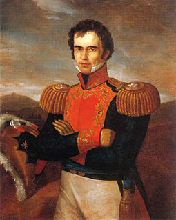Guadalupe Victoria First president of Mexico (1786–1845)