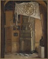 Guards' Room at Gripsholm (Ernst Josephson) - Nationalmuseum - 18878.tif