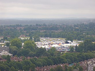Guildford College - Image: Guilfest 2009 geograph.org.uk 1398172