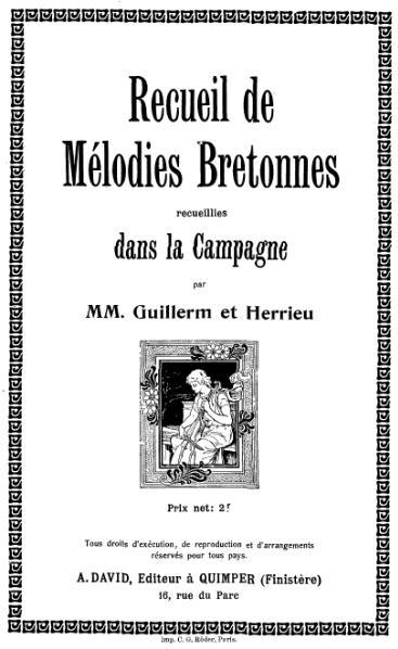 File:Guillerm Herrieu - Recueil de Melodies bretonnes.djvu