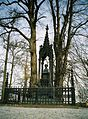 Gustav of Sweden and Norway (1827) monument 2008 Solna.jpg