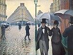 Gustave Caillebotte - Jour de pluie à Paris.jpg