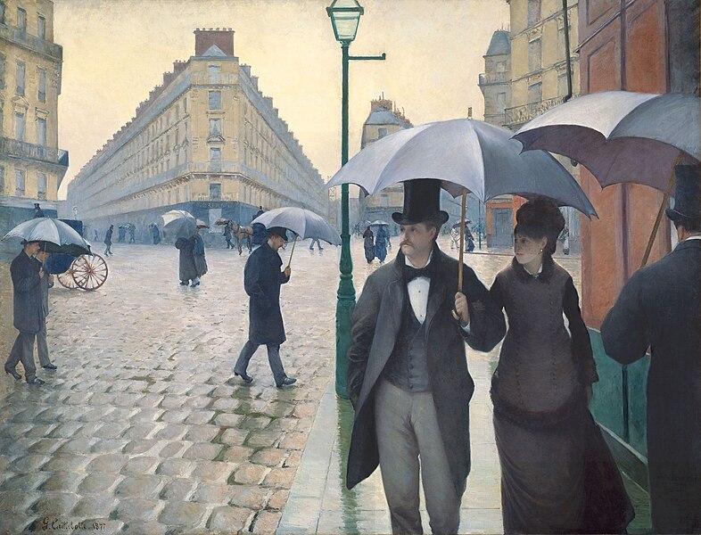 File:Gustave Caillebotte - Jour de pluie à Paris.jpg