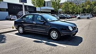 Lancia Lybra car model
