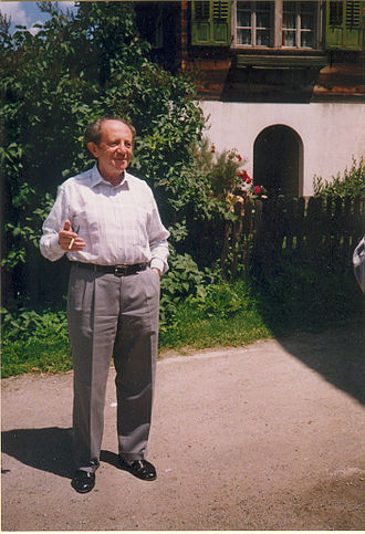 György Sebők - Pianist György Sebők in Ernen 1991