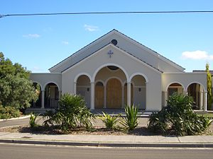 Sutherland Shire - St Stylianos Greek Orthodox Church, Gymea