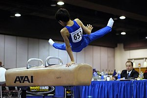 Gymnastics in Oakland, California