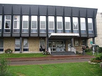 Limeil-Brévannes - The town hall of Limeil-Brévannes