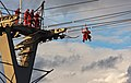 Höhenrettungsübung der Feuerwehr Köln an der Seilbahn-6021.jpg