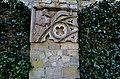 HEVER CASTLE AND GARDENS Sculpture on the opposite side of the Italian Garden.JPG