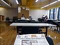 HKU 香港大學專業進修學院 Space 金鐘 Admiralty campus 統一中心 United Centre 6th Floor study room August 2017 Lnv2 01.jpg