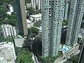 HK Kennedy Town 寶雅山 46A Belcher's Hill view 翰林軒 University Height Smithfield June-2011.jpg
