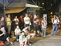 HK Sheung Wan Lower Lascar Row U Lan Ghost Festival night Neighborhoods Aug-2012.JPG