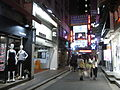 HK TST night 嘉蘭圍 Granville Circuit visitors.JPG