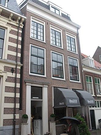 Isabella Coymans - Image: Haarlem Koningstraat 18