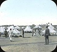 Hadi Halfa military camp